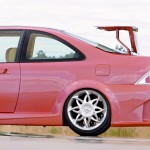 Honda Civic Coupe от Pro Design