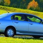 Honda Civic Hybrid 8-го поколения