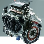 Двигатель Honda Civic Hybrid