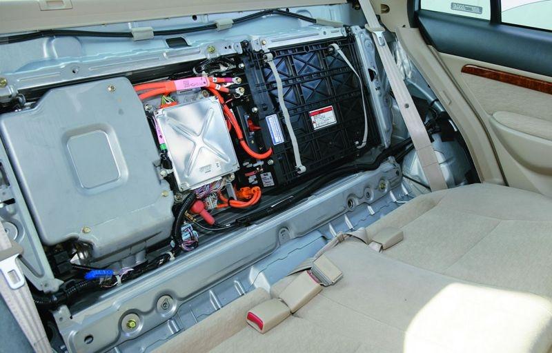 хонда цивик гибрид