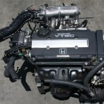 DOHC VTEC B16A