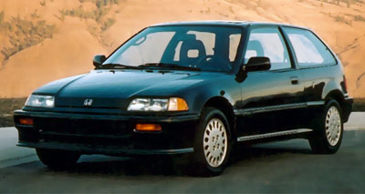 Honda Civic 1988