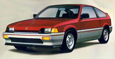 Honda Civic CRX 1984