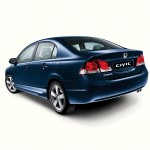 Новый Honda Civic 4D 2009