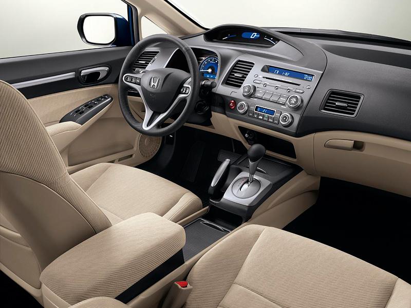 хонда цивик седан новый кузов фото