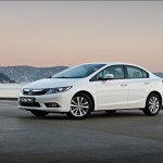 Honda Civic 4D 2012