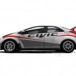 Хэтчбек Хонда Цивик WTCC
