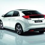 Honda Civic с Aero Pack