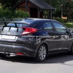 Хонда Цивик Type-R 2015