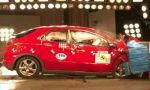 Honda Civic 5D - EuroNCAP