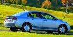 Тест-драйв Civic Hybrid