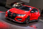 Honda привезла в Женеву прототип Civic Type-R